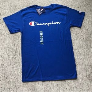 NWT Champion Adult Men Size Small T Shirt